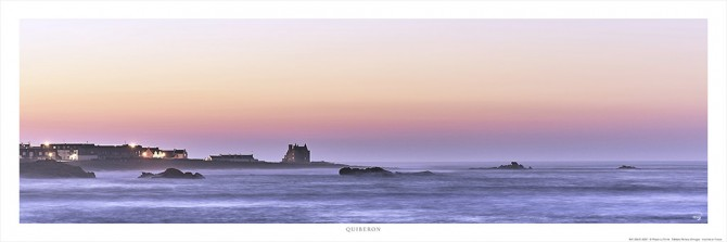 Photo End of the day in Quiberon, Brittany par Philip Plisson