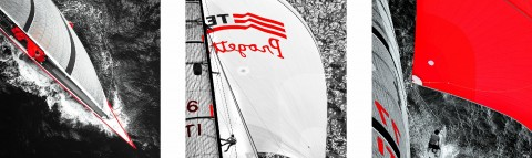 Photo Régate - America's Cup par Philip Plisson