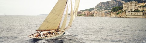 Photo Monaco Classic Week par Philip Plisson