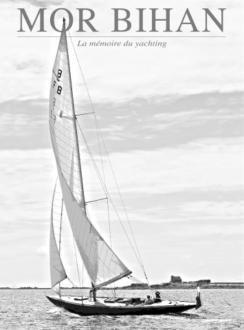 Photo Affiche, classique yacht en Morbihan par Philip Plisson
