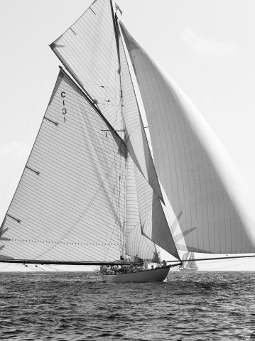Photo Les Voiles de Saint-Tropez, Mariquita par Philip Plisson