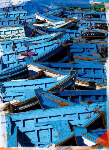 Photo Essaouira, Maroc par Philip Plisson