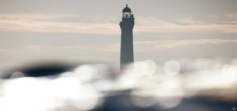 Photo The Île Vierge lighthouse, Finistère, Brittany par Philip Plisson