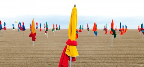 Photo Les couleurs de Deauville, Calvados, Normandie par Philip Plisson