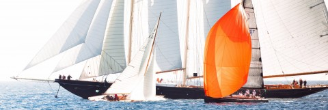 Photo Les Voiles de Saint-Tropez, yacht de tradition par Philip Plisson