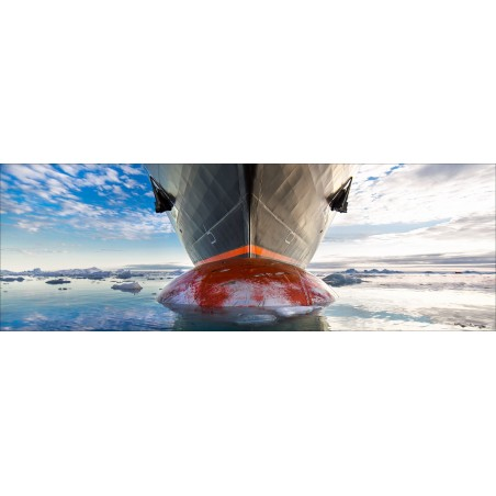 Liner bow, Greenland