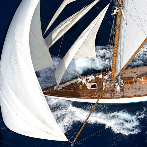 Photo Classic yacht par Guillaume Plisson