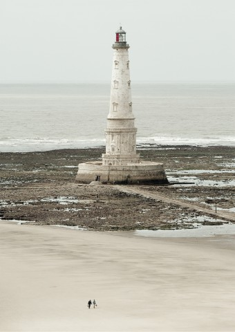 Photo Le phare de Cordouan par Philip Plisson