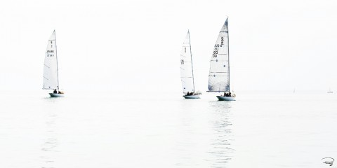 Photo Sailing regattas, 6 meters JI par Philip Plisson