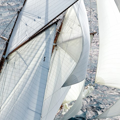 Photo Classic sails, Les Voiles de Saint-Tropez par Guillaume Plisson