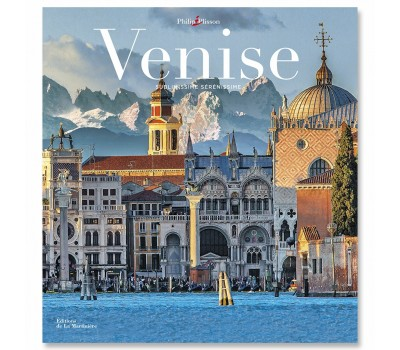 Photo Livre Venise par Philip Plisson