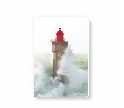 Photo Notebook, the Jument lighthouse par