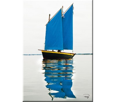 Photo Magnet, old rigging par Philip Plisson