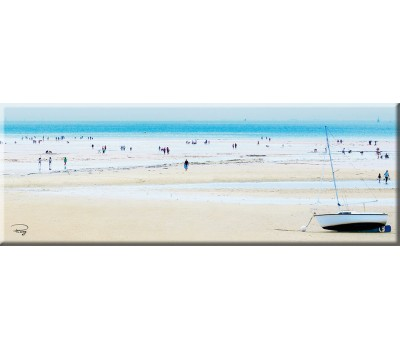 Photo Magnet, Brittany beach par Philip Plisson